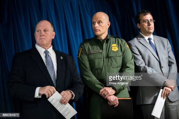 Thomas Homan Senior Official Performing the Duties of the Director of Immigration and Customs Enforcement Ronald D Vitiello Acting Deputy...