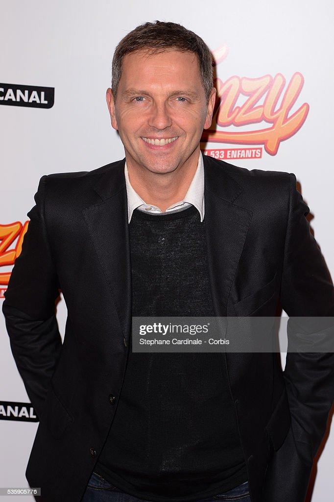 Thomas Hugues attends the 'Fonzy' Paris Premiere at Cinema Gaumont Opera, in Paris.