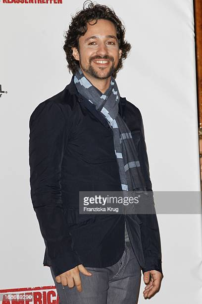 Thomas Ian Nicholas at photocall for the movie American Pie Reunion in Berlin on 29th of March
