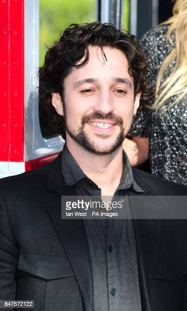 Thomas Ian Nicholas during a photocall to promote his new film American PieReunion
