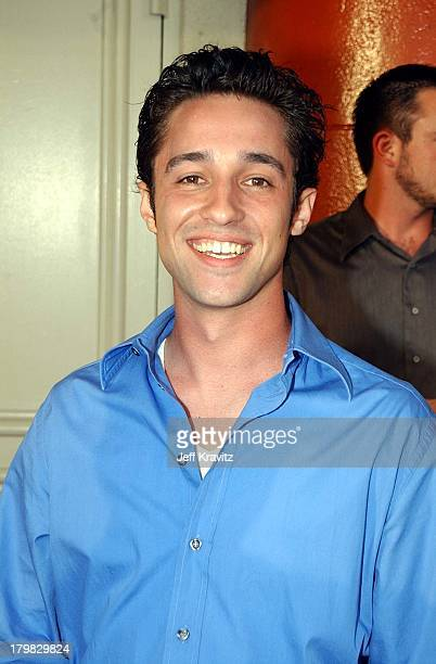 Thomas Ian Nicholas during Premiere of Dimensions Films Halloween Resurrection in Los Angeles California United States