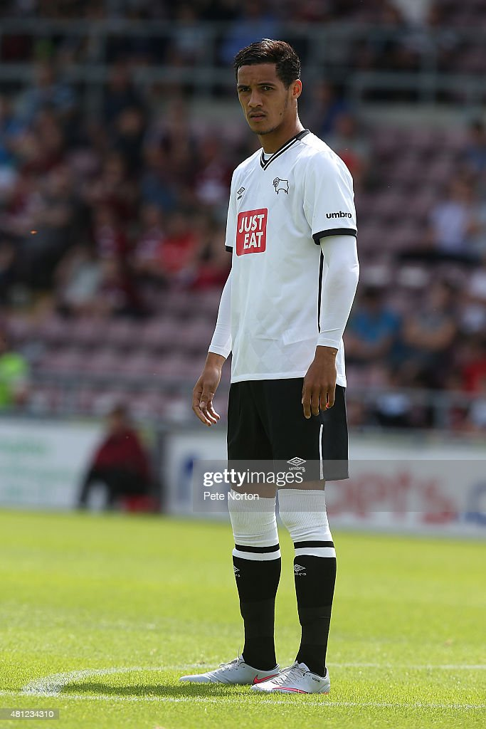 Northampton Town v Derby County - Pre-Season Friendly