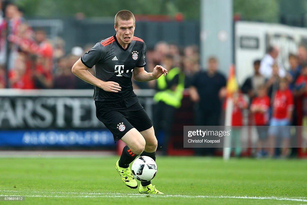 SV Lippstadt v Bayern Muenchen - Friendly Match : News Photo
