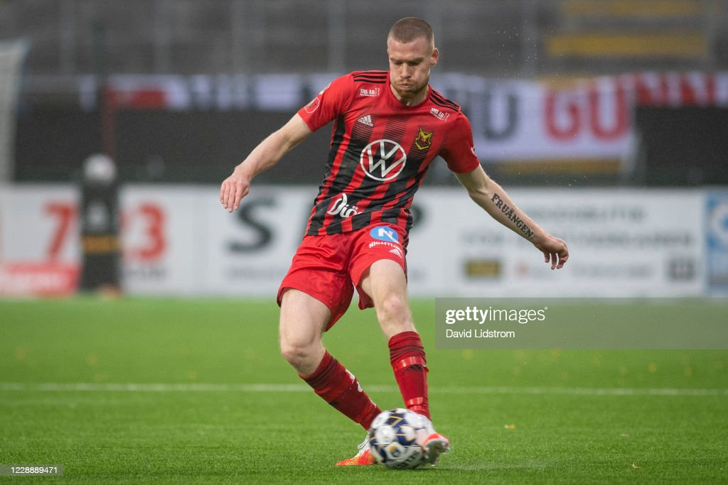 Ostersunds FK v AIK - Allsvenskan : Nachrichtenfoto
