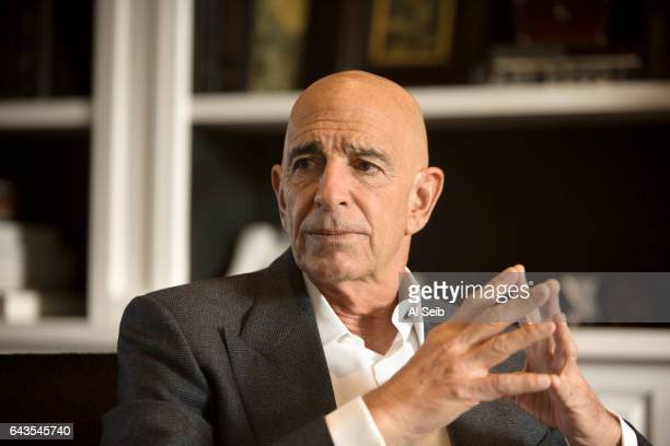 Thomas J Barrack Jr is photographed for Los Angeles Times on December 14 2016 in Los Angeles California PUBLISHED IMAGE CREDIT MUST READ Al Seib/Los...
