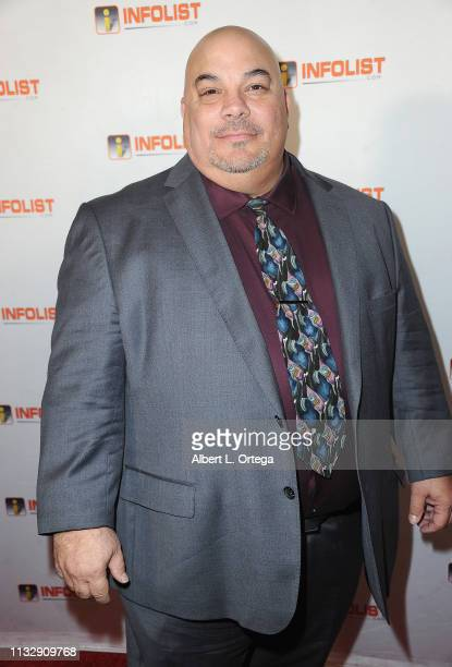 Thomas J Churchill arrives for PreOscar Soiree Hosted By INFOListcom and Birthday Celebration for Founder Jeff Gund held at SkyBar at the Mondrian...