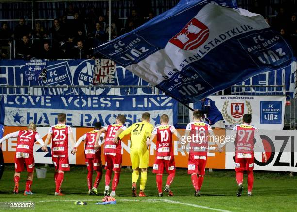 60 Top Blau Weiss Linz V Fac Wien 2 Liga Pictures Photos Images