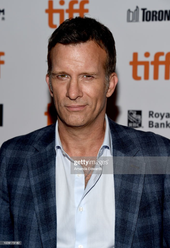 Thomas Jane attends the 'The Predator' premiere during the 2018 Toronto International Film Festival at Ryerson Theatre on September 6, 2018 in Toronto, Canada.