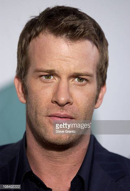 Thomas Jane during 'The Punisher' Los Angeles Premiere Arrivals at Arclight Cinerama Dome in Hollywood California United States