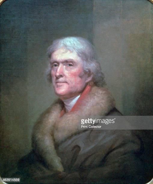 'Thomas Jefferson' 1805