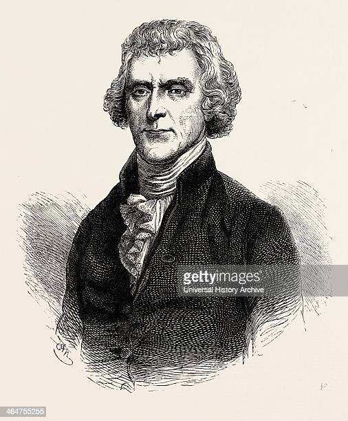 Thomas Jefferson Was An American Founding Father The Principal Author Of The Declaration Of Independence And The Third President Of The United States...
