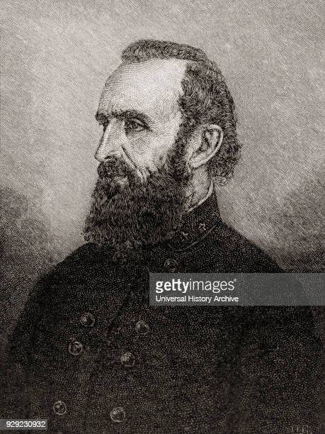 a biography of thomas stonewall jackson a confederate general during the civil war Early in 1861, john harman and thomas j jackson inspected a small herd of horses which had been discovered in a captured railroad boxcar jackson turned the horses over to the confederate government and purchased two for his military use[i] in the following days, jackson discovered the large horse.