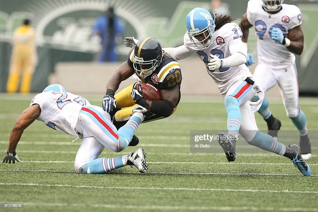 Image result for 2009 tennessee titans vs new york jets getty images