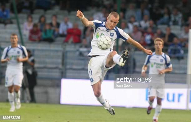 Thomas KAHLENBERG Auxerre / Caen 4eme journee de Ligue 1