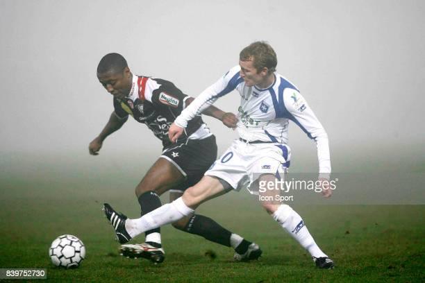 LUIZ / Thomas KAHLENBERG Auxerre / Nancy 23e journee Ligue 1