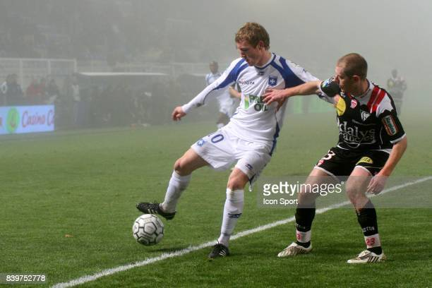 Thomas KAHLENBERG / BRISON Auxerre / Nancy 23e journee Ligue 1