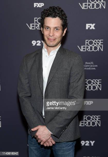 Thomas Kail attends the 'Fosse/Verdon' Screening And Conversation at 92nd Street Y on April 18 2019 in New York City