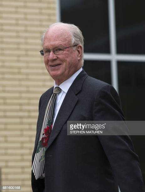 Thomas Kane an attorney representing Prince's relatives Tyka Nelson and Omarr Baker walks outside the Carver County District Court in Chaska...