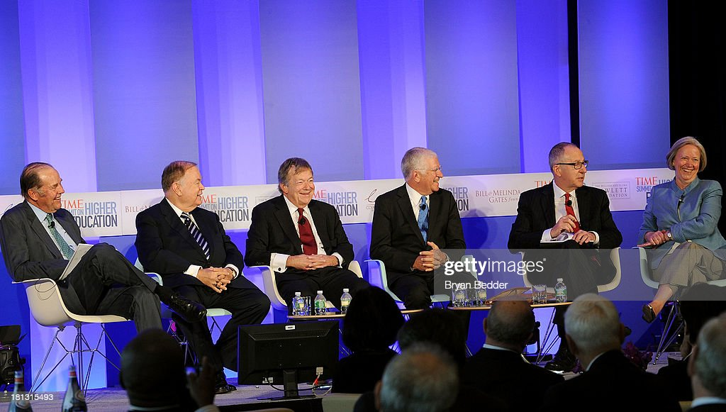 TIME Summit On Higher Education Day 2 : News Photo