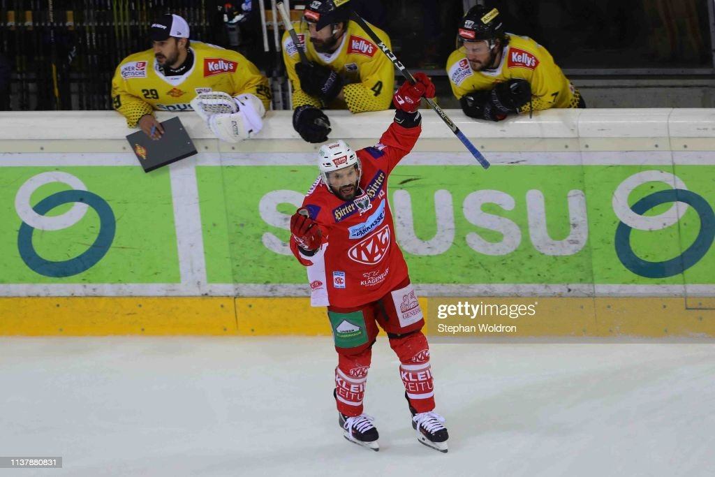 AUT: Vienna Capitals v EC KAC - Erste Bank Eishockey Liga Play-Offs Final Game 3