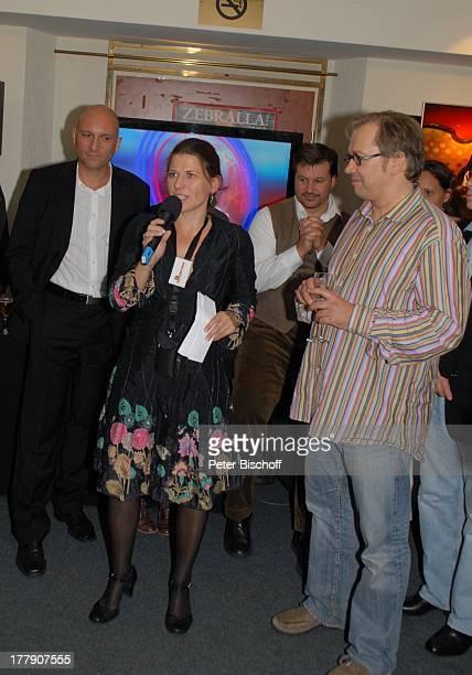 Thomas Kornmayer Ulrike Schirrmacher und Namen auf Wunsch TheaterGala 'Das große Kleinkunstfestival für Kabarett Comedy und Musik' der Wühlmäuse 2010...
