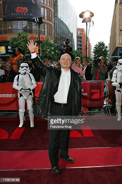 Thomas Koschwitz In Germany at Premiere Of Star Wars Episode Iii Revenge of the Sith the theater at Potsdamer Platz Berlin