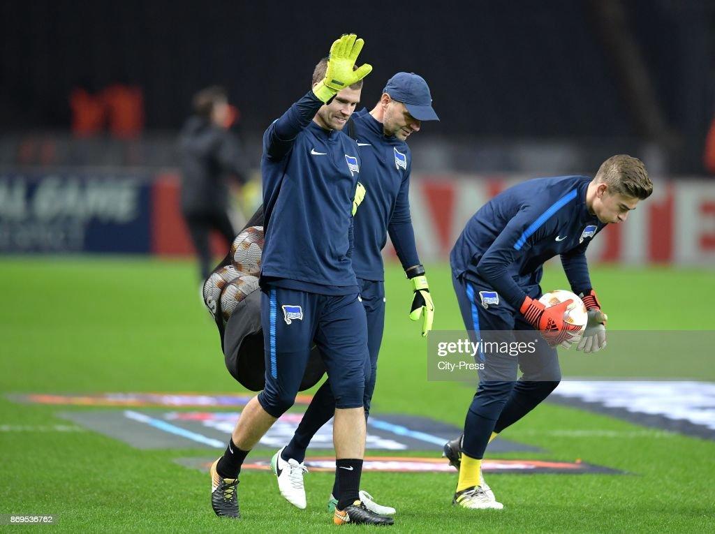 Hertha BSC v Zorya Lugansk - UEFA Europa League