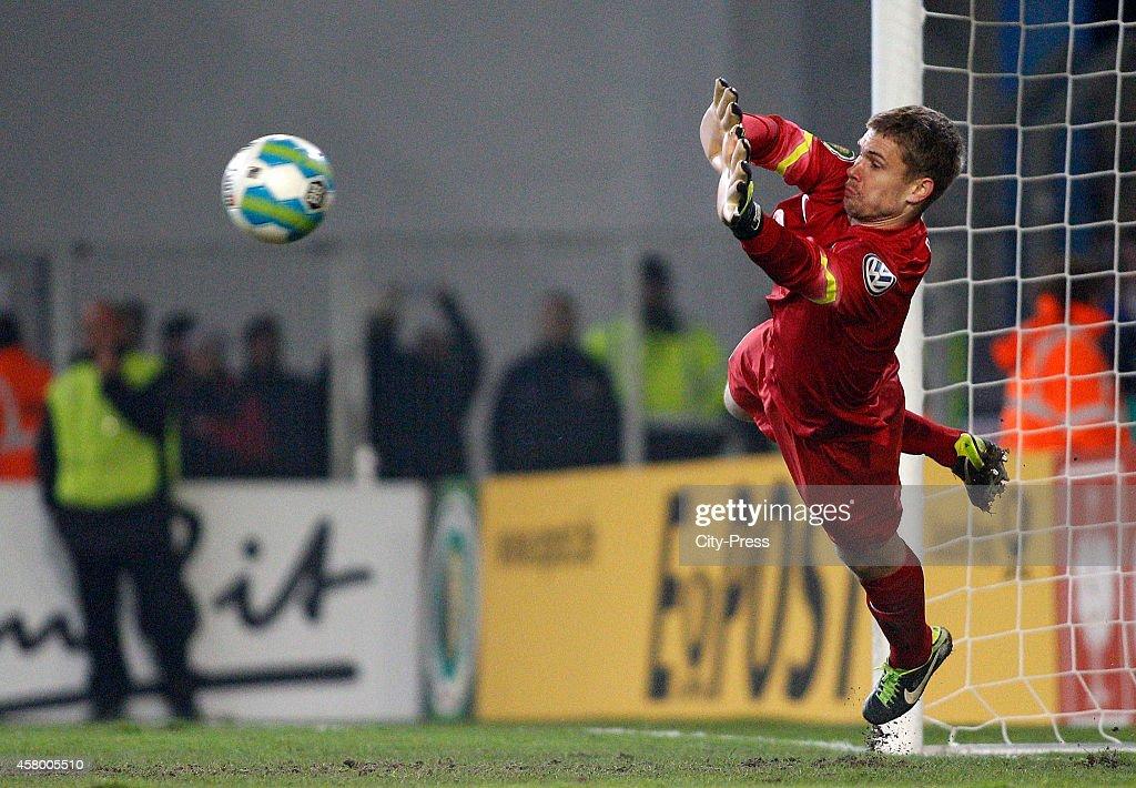 Arminia Bielefeld v Hertha BSC - DFB Cup : News Photo