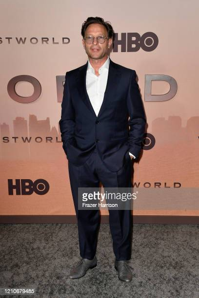 """Thomas Kretschmann attends the Premiere of HBO's """"Westworld"""" Season 3 at TCL Chinese Theatre on March 05, 2020 in Hollywood, California."""