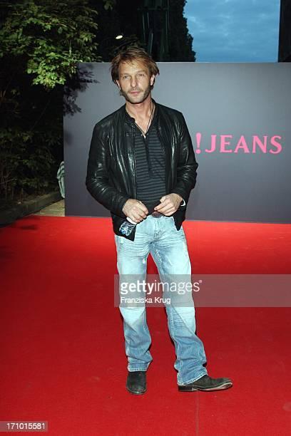Thomas Kretschmann Bei Der Joop Jeans Modenschau Bei Der Mercedes Benz Fashionweek 2008 Im Kubus In Berlin