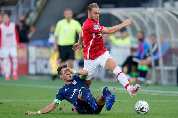 AZ Alkmaar v PEC Zwolle - Dutch Eredivisie