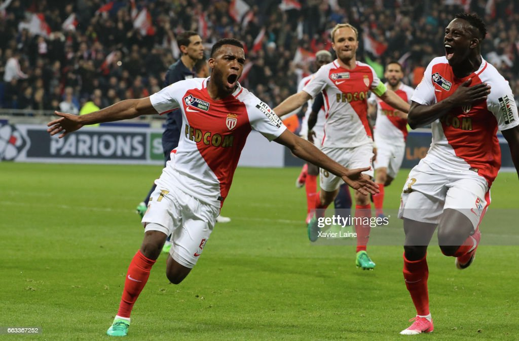 Paris Saint-Germain v AS Monaco - French League Cup Final : News Photo