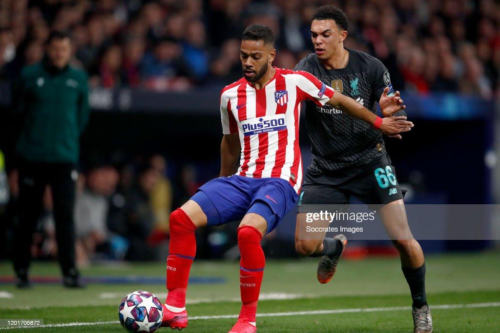 Atletico Madrid v Liverpool - UEFA Champions League : News Photo