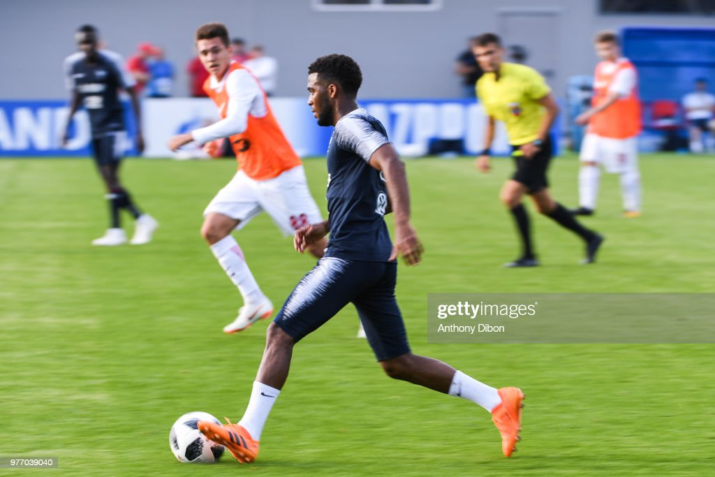 Team France - Training Session - 2018 FIFA World Cp