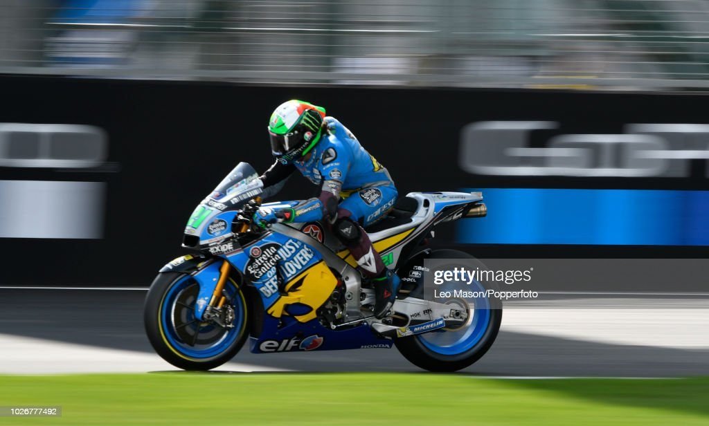 MotoGp Of Great Britain : News Photo