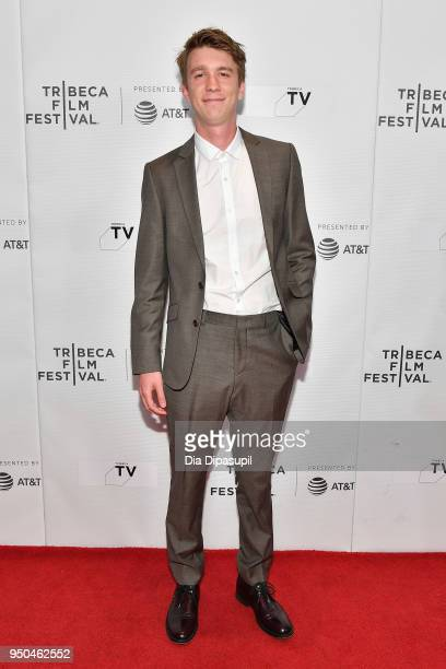 Thomas Mann attends the screening of Maine during the 2018 Tribeca Film Festival at Cinepolis Chelsea on April 23 2018 in New York City
