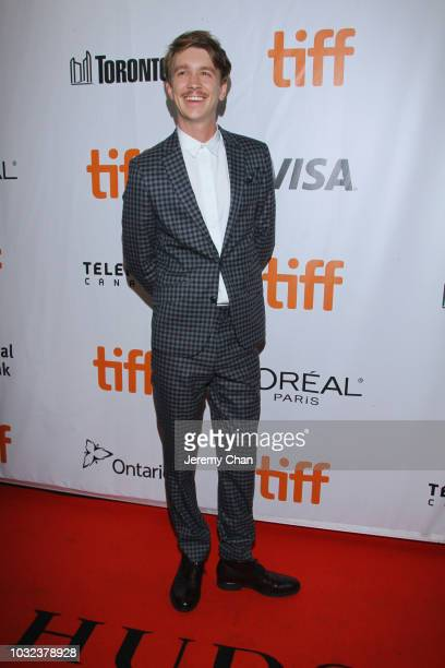 Thomas Mann attends the The Land Of Steady Habits premiere during 2018 Toronto International Film Festival at Roy Thomson Hall on September 12 2018...