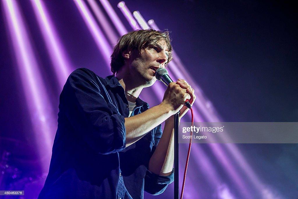 Phoenix In Concert - Detroit, MI : News Photo