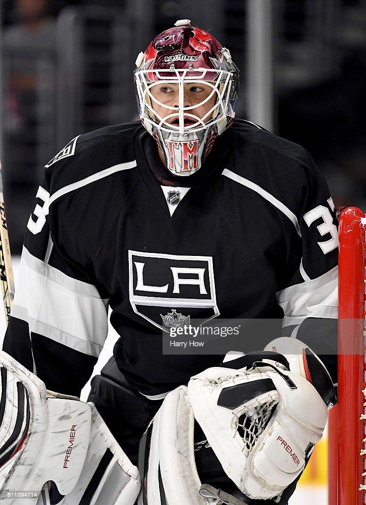 Anaheim Ducks v Los Angeles Kings : News Photo