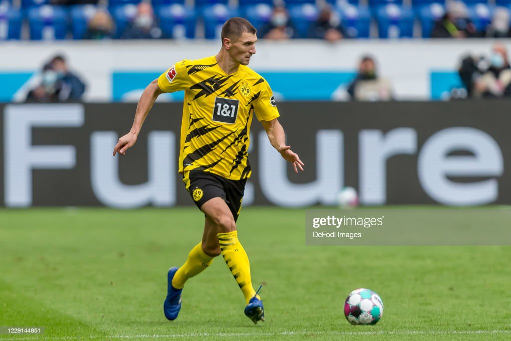 TSG Hoffenheim v Borussia Dortmund - Bundesliga : News Photo