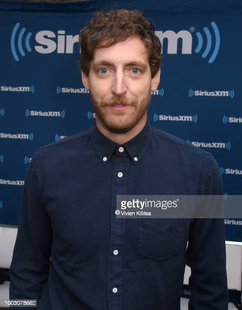 Zachary Levi attends SiriusXM's Entertainment Weekly Radio Broadcasts Live From Comic Con in San Diego at Hard Rock Hotel San Diego on July 21 2018...