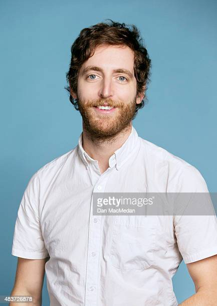 Thomas Middleditch attends the 'Finders Keepers' screening during the Sundance NEXT FEST at The Theatre at Ace Hotel on August 8 2015 in Los Angeles...