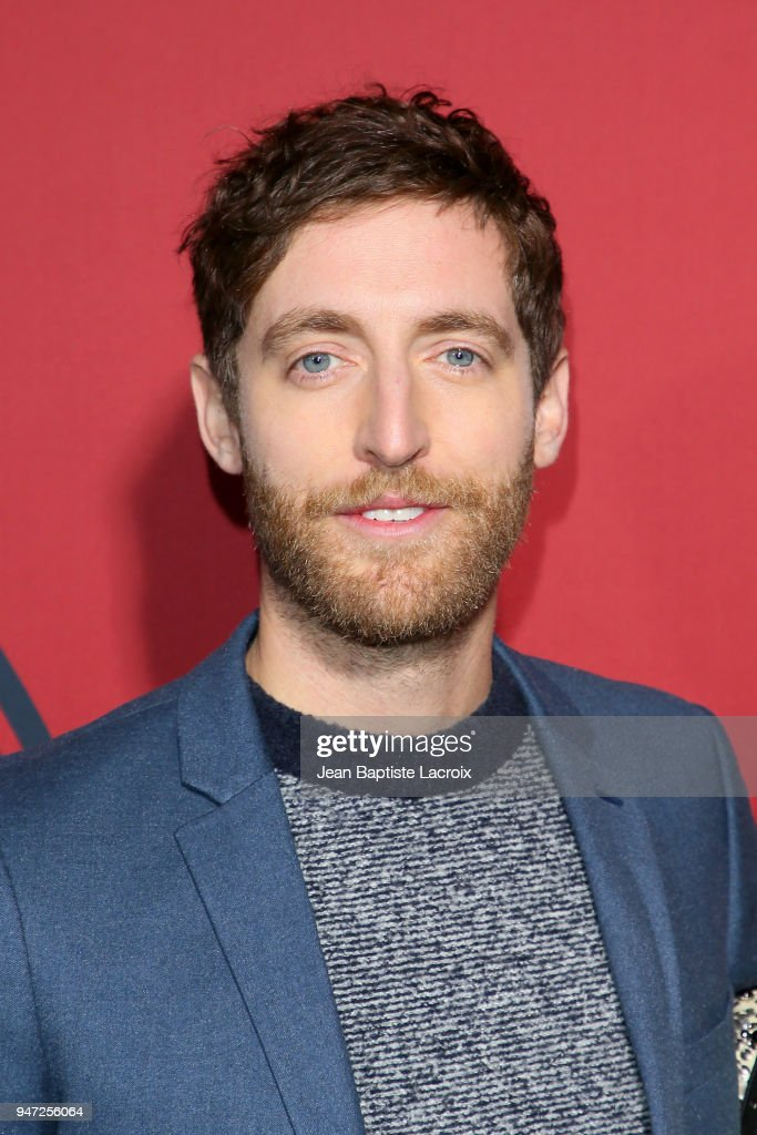 Thomas Middleditch attends the premiere of HBO's 'Westworld' Season 2 at The Cinerama Dome on April 16, 2018 in Los Angeles, California.