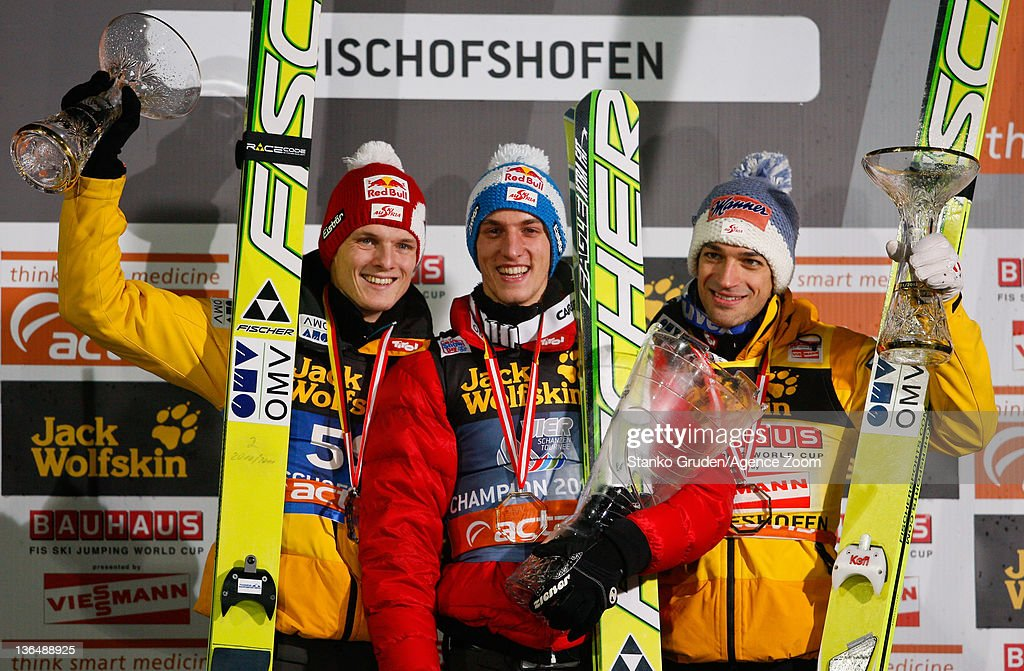 Four Hills Tournament - Bischofshofen Day 2 : News Photo