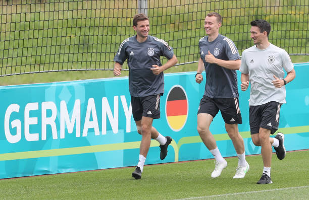 DEU: Germany Training Session and Press Conference - UEFA Euro 2020: Group F