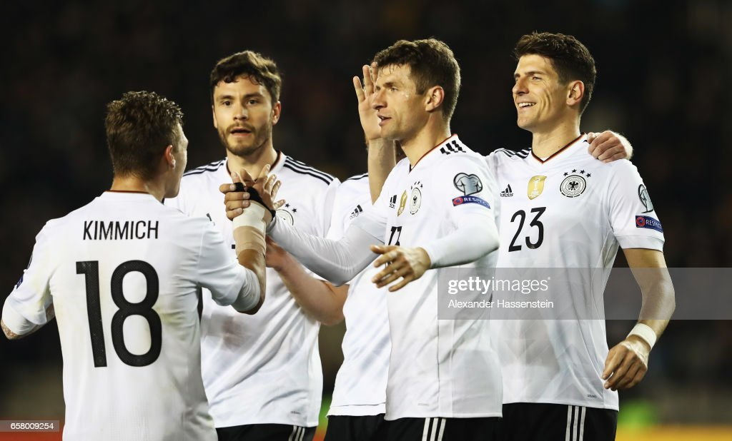 Azerbaijan v Germany - FIFA 2018 World Cup Qualifier