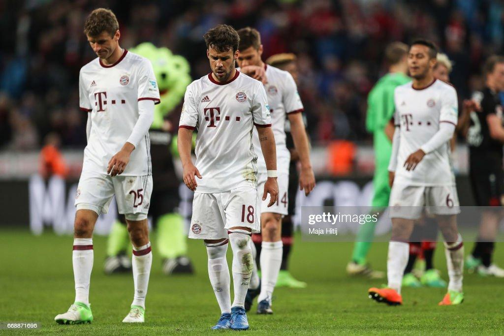 Bayer 04 Leverkusen v Bayern Muenchen - Bundesliga