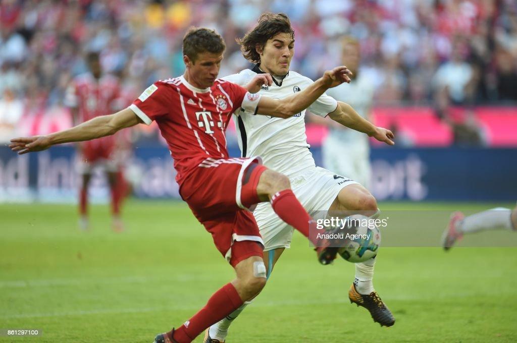FC Bayern Munich - SC Freiburg - Bundesliga : News Photo