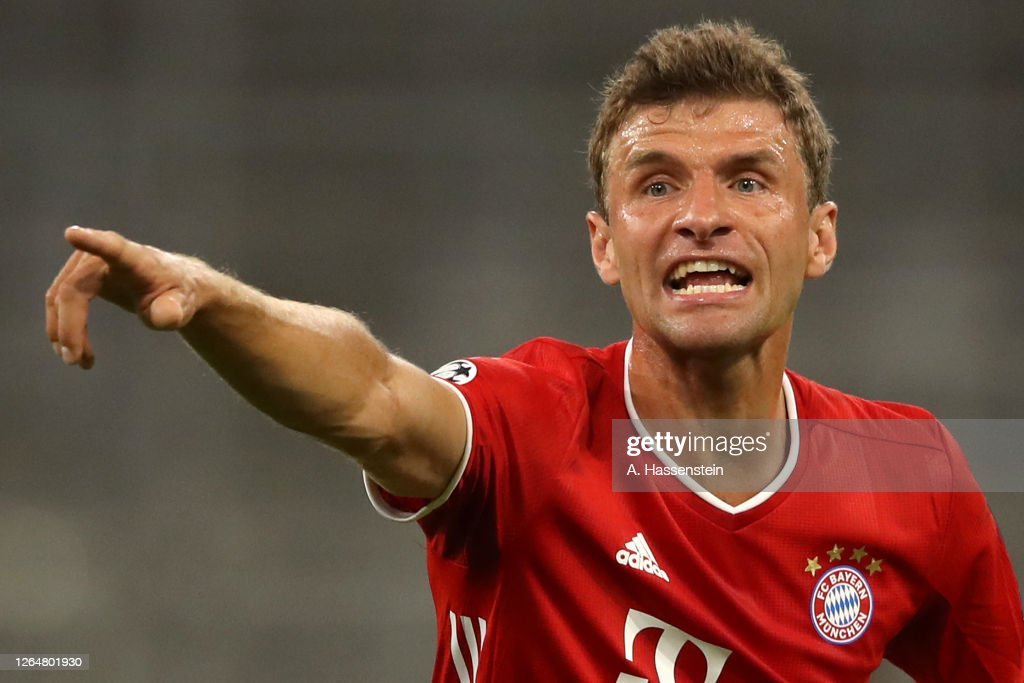 FC Bayern Muenchen v Chelsea FC - UEFA Champions League Round of 16: Second Leg : News Photo