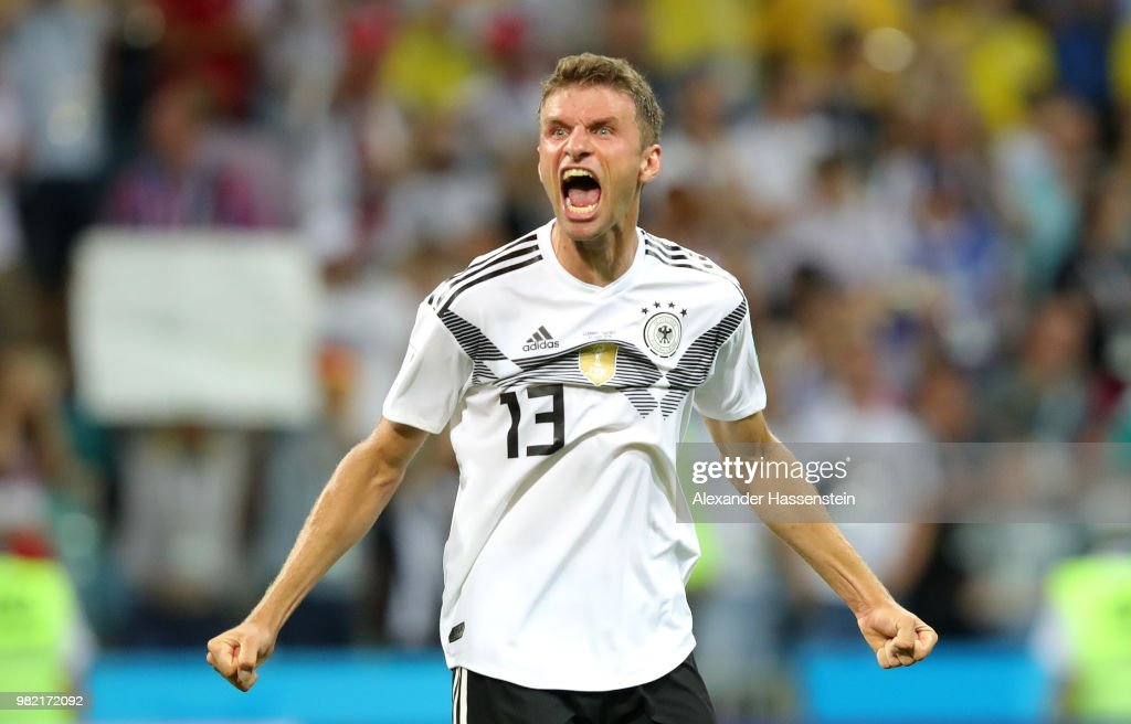 Germany v Sweden: Group F - 2018 FIFA World Cup Russia : Foto di attualità